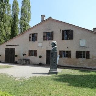 Roncole Verdi: casa natale di Verdi